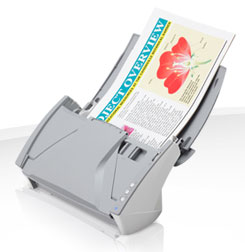 Документный сканер настольный